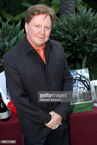 Musician Gerald Casale attends the Vintage Hollywood Wine Food Tasting to benefit to benefit The People Concern on June 10 2017 in Los Angeles...