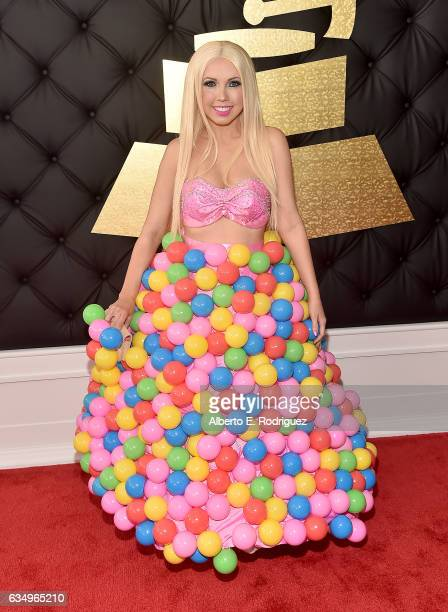 Musician Girl Crush attends The 59th GRAMMY Awards at STAPLES Center on February 12 2017 in Los Angeles California