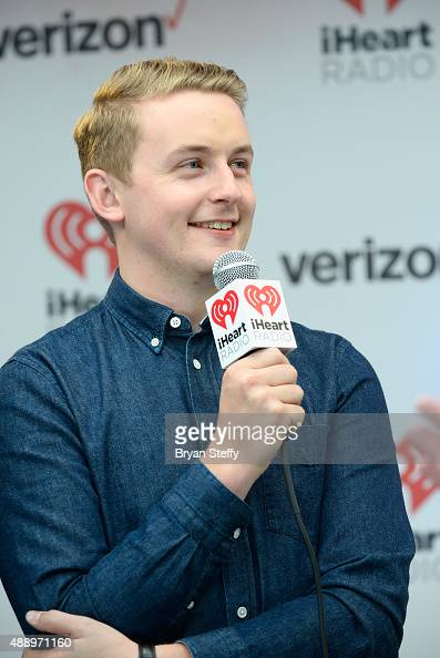 Musician Guy Lawrence of Disclosure attends the 2015 iHeartRadio Music Festival at MGM Grand Garden Arena on September 18 2015 in Las Vegas Nevada