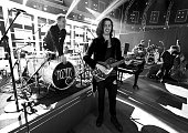 Musician Hozier rehearses onstage during The 57th Annual GRAMMY Awards at the Staples Center on February 5 2015 in Los Angeles California