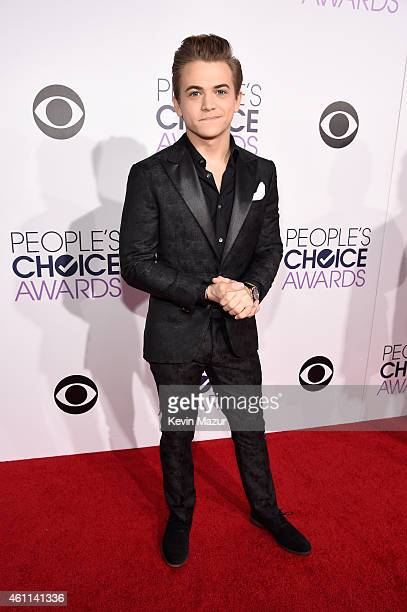 Musician Hunter Hayes attends The 41st Annual People's Choice Awards at Nokia Theatre LA Live on January 7 2015 in Los Angeles California