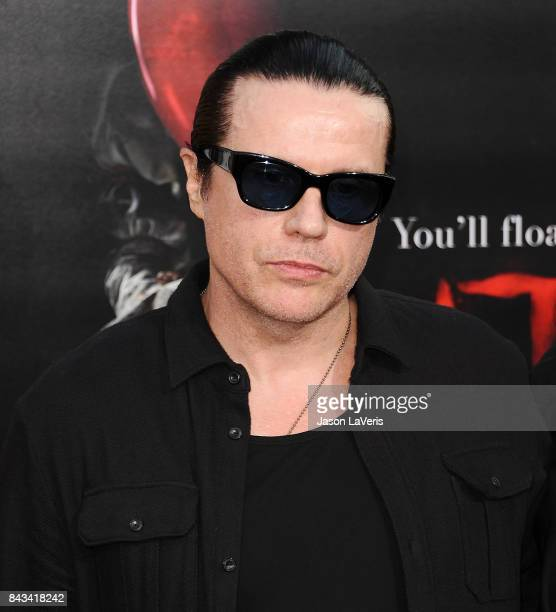 Musician Ian Astbury of the band The Cult attends the premiere of 'It' at TCL Chinese Theatre on September 5 2017 in Hollywood California