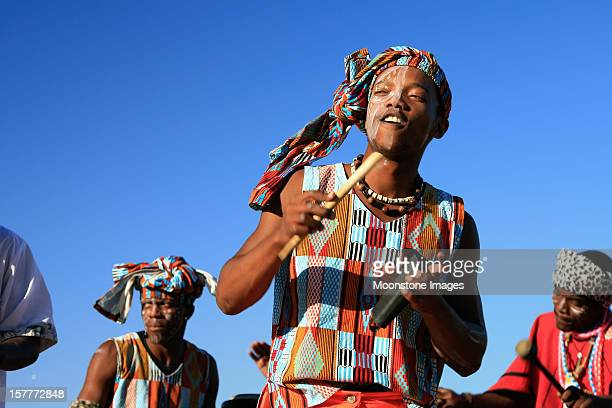 Musician in Cape Town, South Africa