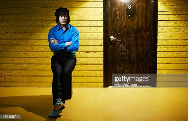 Musician Jack White is photographed for The Observer Magazine on May 7 2014 in Nashville Tennessee PUBLISHED IMAGE