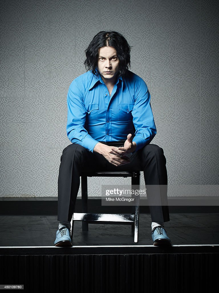 Jack White, The Observer Magazine, June 1, 2014