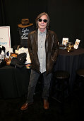 Musician Jackson Browne attends the MusiCares Double Platinum Talent Gift Lounge with Altec Lansing RTA Denim JB Britches and Infinite Love at...