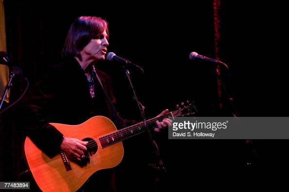 Musician Jackson Browne performs in the Cannon House Office building to create awareness about a petition to Congress that will stop a pending...