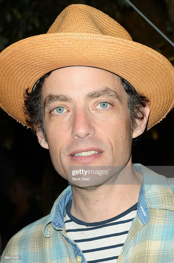Musician <a gi-track='captionPersonalityLinkClicked' href=/galleries/search?phrase=Jakob+Dylan&family=editorial&specificpeople=211180 ng-click='$event.stopPropagation()'>Jakob Dylan</a> arrives at the Malibu Boys And Girls Club Fundraiser to introduce the 2013 BGCM Youth of the Year on October 19, 2013 in Malibu, California.