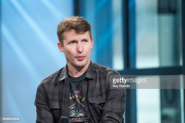 Musician James Blunt attemds the Build Series to discuss his new album 'The Afterlove' at Build Studio on March 1 2017 in New York City Ê