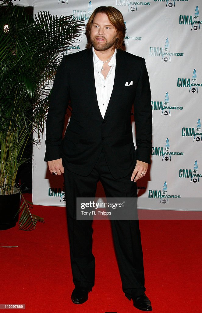 Musician James Otto attends the 42nd Annual CMA Awards at the Sommet Center on November 12, 2008 in Nashville, Tennessee.