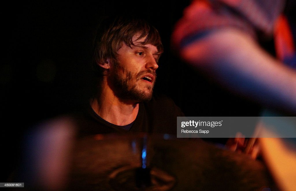 Musician Jamie Douglass performs onstage at El Cid on November 15, 2013 in Los Angeles, California.