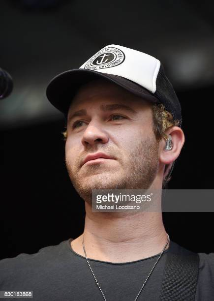 Musician Jason Wade of Lifehouse performs on Fox Friends' AllAmerican Summer Concert Series at FOX Studios on August 11 2017 in New York City
