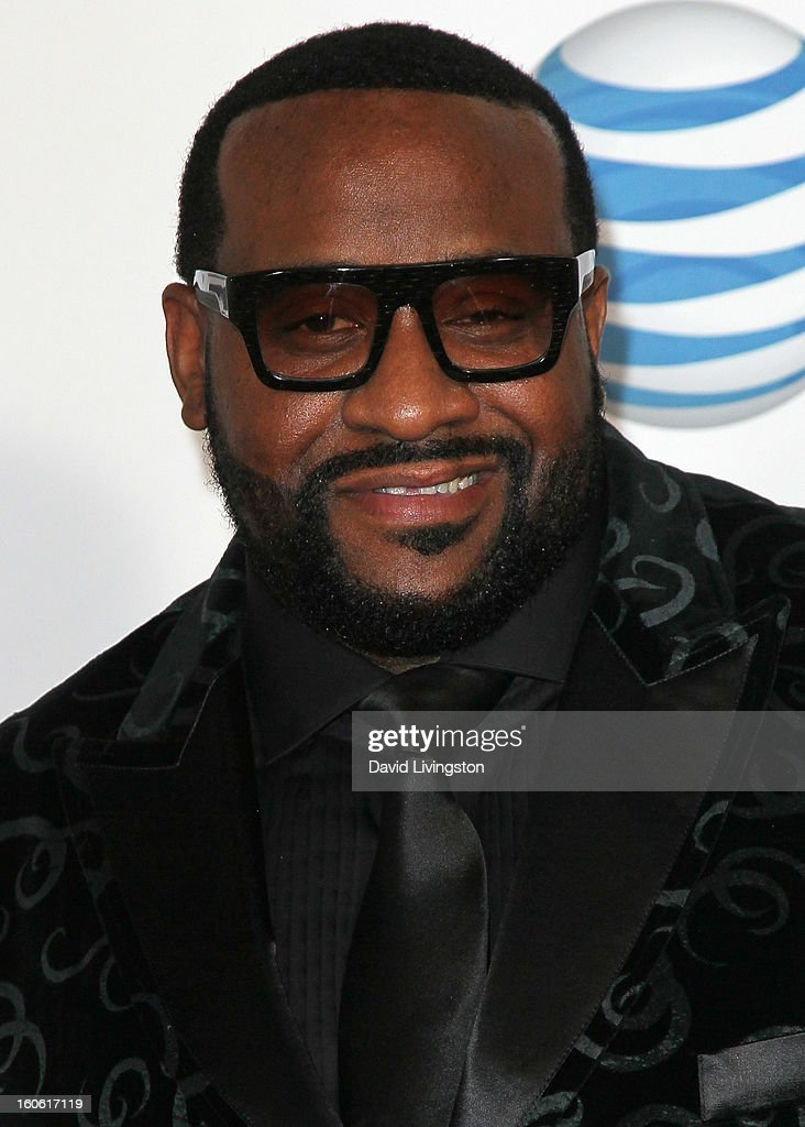 Musician Jeff Bradshaw attends the 44th NAACP Image Awards at the Shrine Auditorium on February 1, 2013 in Los Angeles, California.