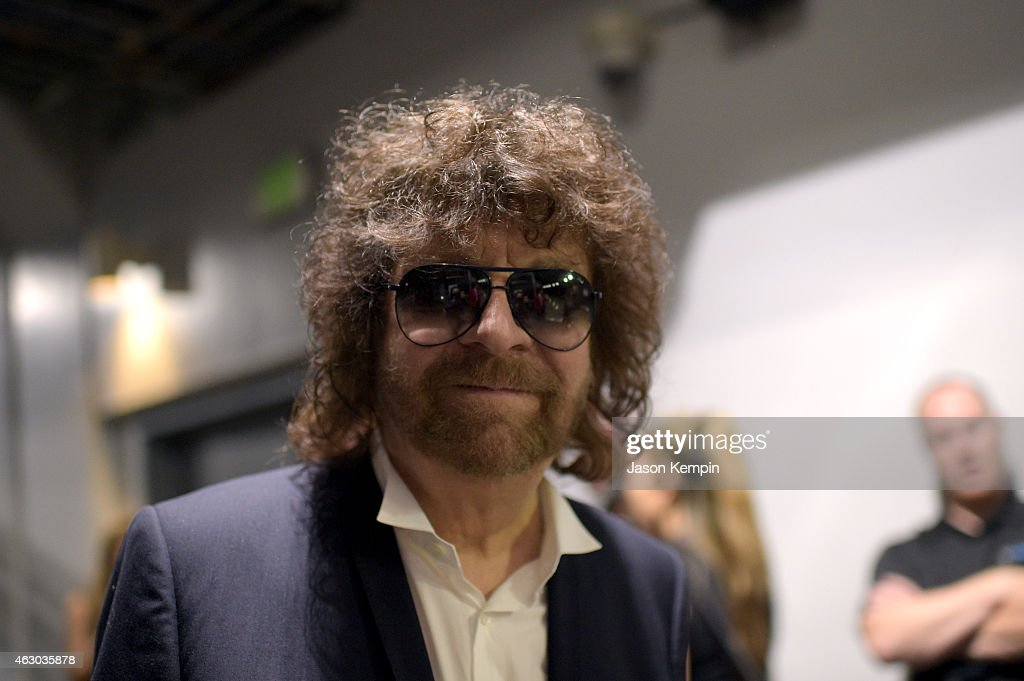 Musician Jeff Lynne attends The 57th Annual GRAMMY Awards at STAPLES Center on February 8, 2015 in Los Angeles, California.