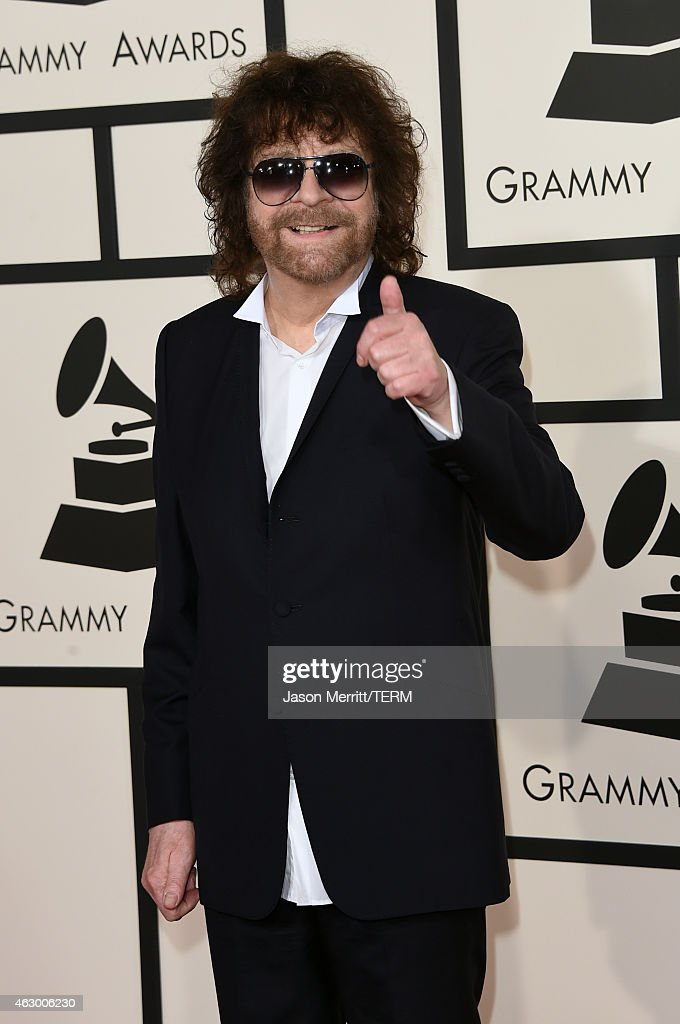 Musician Jeff Lynne attends The 57th Annual GRAMMY Awards at the STAPLES Center on February 8, 2015 in Los Angeles, California.