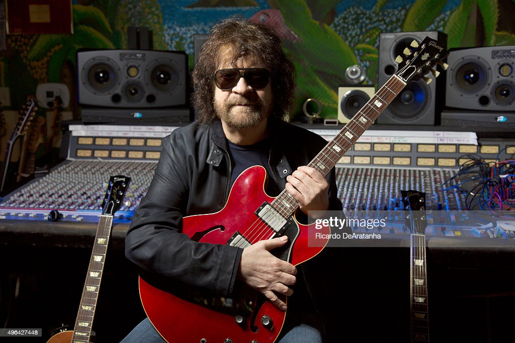 Jeff Lynne, Los Angeles Times, November 1, 2015