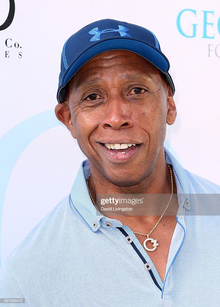Musician <a gi-track='captionPersonalityLinkClicked' href=/galleries/search?phrase=Jeffrey+Osborne&family=editorial&specificpeople=1131042 ng-click='$event.stopPropagation()'>Jeffrey Osborne</a> attends the Ninth Annual George Lopez Celebrity Golf Classic at Lakeside Golf Club on May 2, 2016 in Burbank, California.