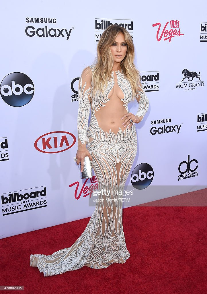 Musician Jennifer Lopez attends the 2015 Billboard Music Awards at MGM Grand Garden Arena on May 17 2015 in Las Vegas Nevada