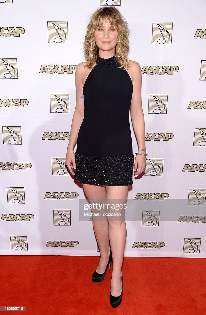 Musician <a gi-track='captionPersonalityLinkClicked' href=/galleries/search?phrase=Jennifer+Nettles&family=editorial&specificpeople=619734 ng-click='$event.stopPropagation()'>Jennifer Nettles</a> attends the 51st annual ASCAP Country Music Awards at Music City Center on November 4, 2013 in Nashville, Tennessee.