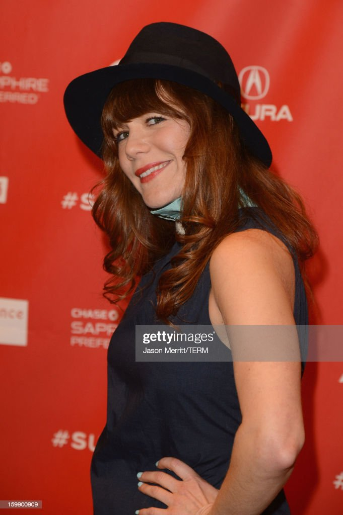 Musician <a gi-track='captionPersonalityLinkClicked' href=/galleries/search?phrase=Jenny+Lewis&family=editorial&specificpeople=216530 ng-click='$event.stopPropagation()'>Jenny Lewis</a> attends the 'Very Good Girls' premiere at Eccles Center Theatre during the 2013 Sundance Film Festival on January 22, 2013 in Park City, Utah.