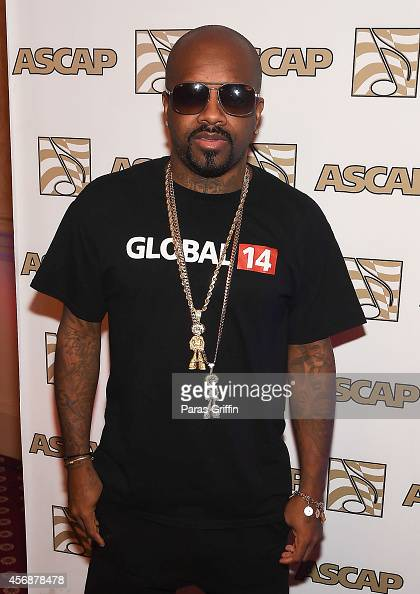 Musician Jermaine Dupri attends the AC3 Festival ASCAP presents In Conversation With Jermaine Dupri at Crowne Plaza Midtown Hotel on October 8 2014...