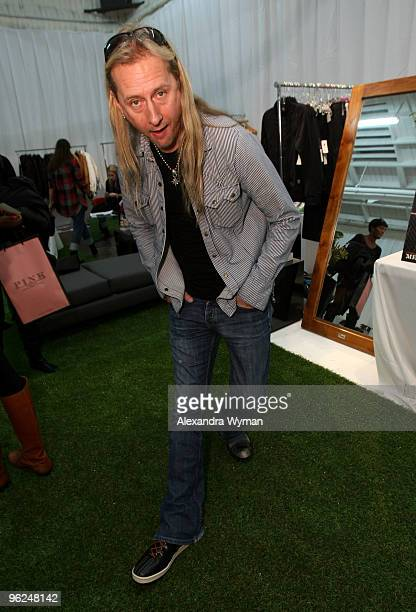 Musician Jerry Cantrell attends GRAMMY Style Studio Day 2 at Smashbox West Hollywood on January 28 2010 in West Hollywood California