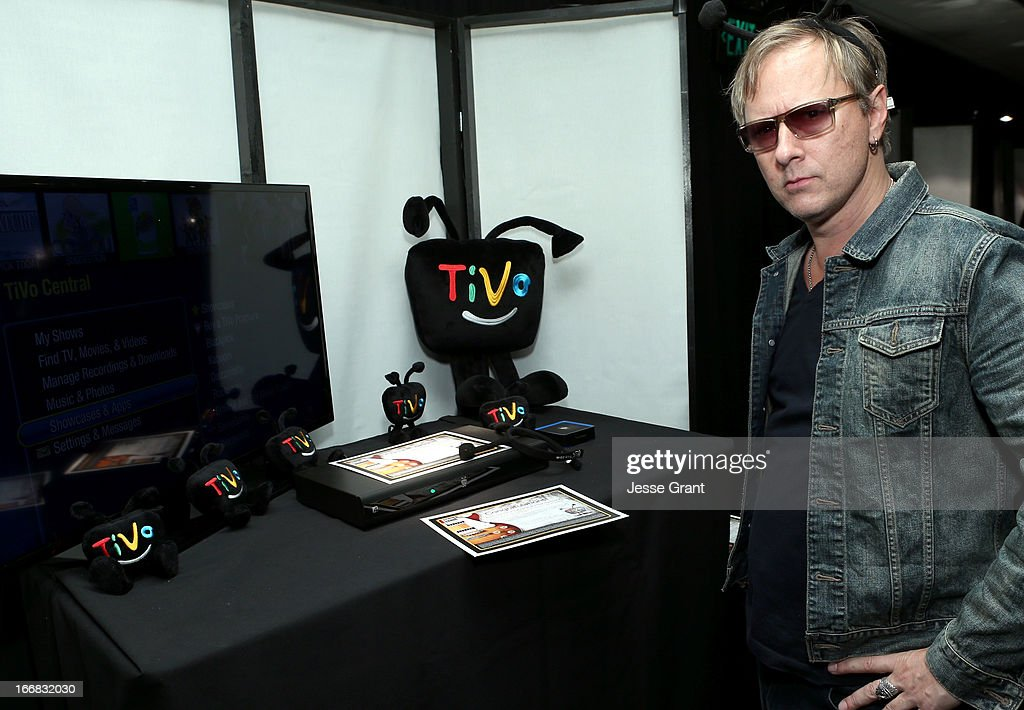 Musician Jerry Cantrell attends the Gift Lounge at the 28th Rock and Roll Hall of Fame Induction Ceremony presented by I Can't Believe It's Not Butter! 'Breakfast After Dark' produced by On 3 Productions at Nokia Theatre L.A. Live on April 17, 2013 in Los Angeles, California.