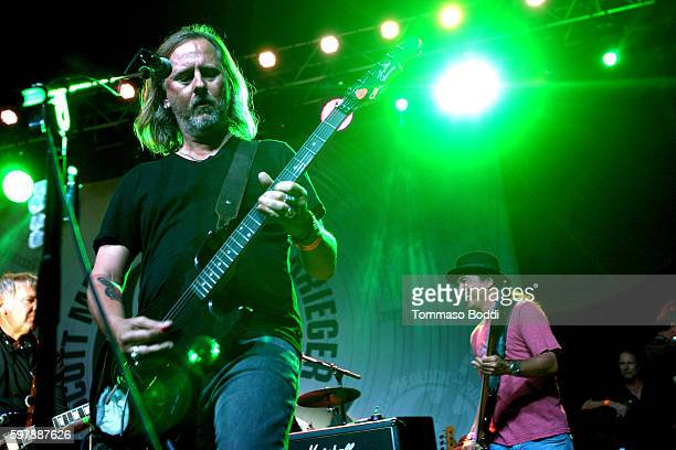 Musician Jerry Cantrell performs on stage during the 9th Annual Medlock Krieger Celebrity Invitational And All Star Concert Benefiting St Jude...