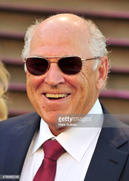 Musician Jimmy Buffett attends the 2014 Vanity Fair Oscar Party hosted by Graydon Carter on March 2 2014 in West Hollywood California