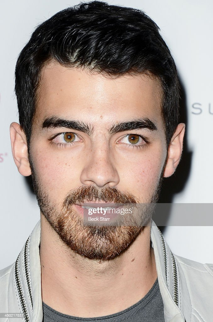 Musician Joe Jonas arrives at Sunset Marquis Hotel 50th anniversary Birthday bash at Sunset Marquis Hotel & Villas on November 16, 2013 in West Hollywood, California.