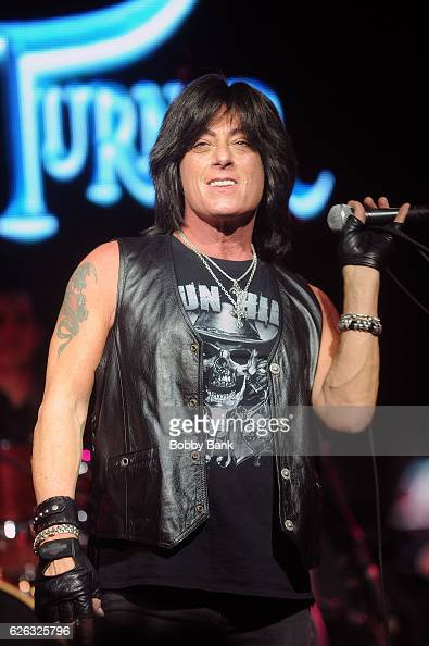 Musician Joe Lynn Turner performs at the Highline Ballroom on November 26 2016 in New York City