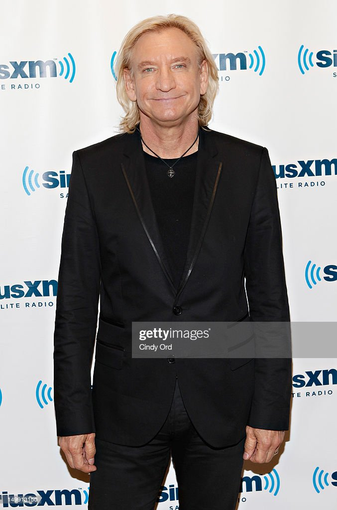 Musician Joe Walsh visits SiriusXM Studio on August 6, 2012 in New York City.