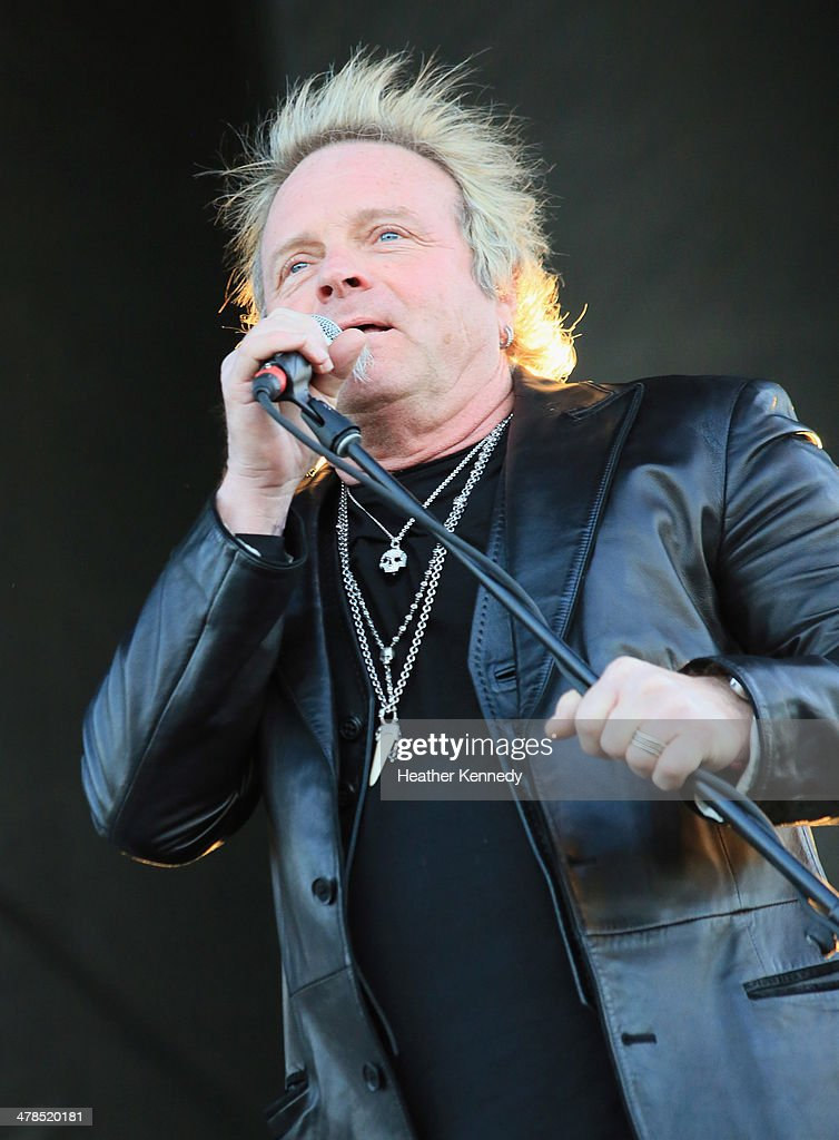 Musician Joey Kramer of Aerosmith speaks onstage at the USPS Hendrix Stamp Event + Los Lonely Boys during the 2014 SXSW Music, Film + Interactive at Butler Park on March 13, 2014 in Austin, Texas.