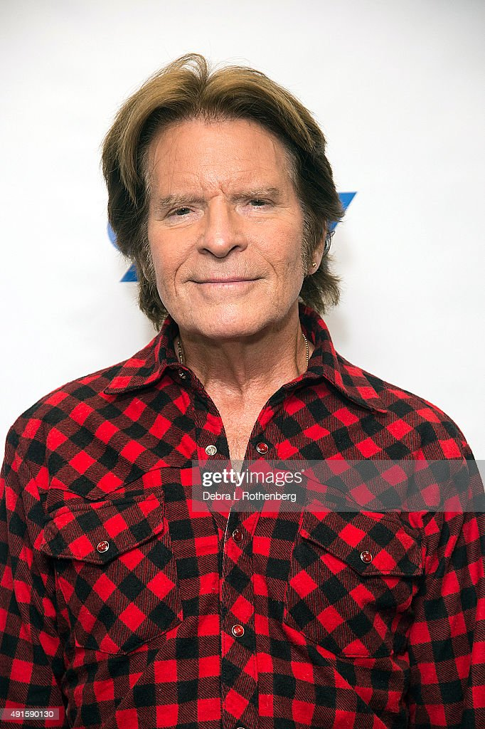 Musician John Fogerty of Creedence Clearwater attends Creedence Clearwater Revival's John Fogerty In Conversation with Alan Light at the 92nd Street Y on October 6, 2015 in New York City.