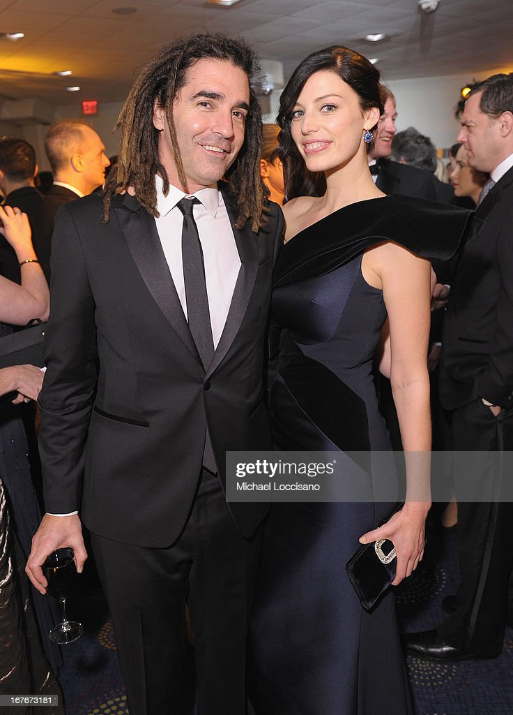 Musician John Kastner and actress <a gi-track='captionPersonalityLinkClicked' href=/galleries/search?phrase=Jessica+Pare&family=editorial&specificpeople=793183 ng-click='$event.stopPropagation()'>Jessica Pare</a> attend the TIME/CNN/PEOPLE/FORTUNE Pre-Dinner Cocktail Reception at Washington Hilton on April 27, 2013 in Washington, DC.