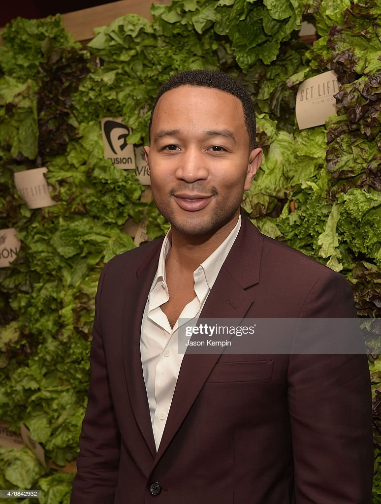 Musician <a gi-track='captionPersonalityLinkClicked' href=/galleries/search?phrase=John+Legend&family=editorial&specificpeople=201468 ng-click='$event.stopPropagation()'>John Legend</a> attends the after party for the premiere of 'Can You Dig This' at the Conga Room on June 11, 2015 in Los Angeles, California.