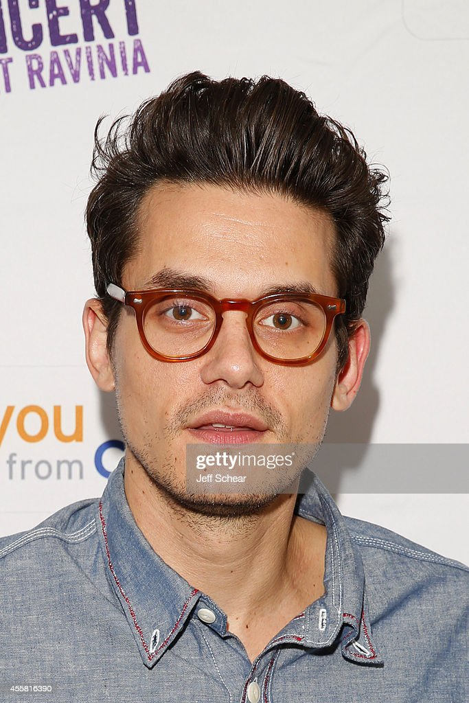 Musician <a gi-track='captionPersonalityLinkClicked' href=/galleries/search?phrase=John+Mayer&family=editorial&specificpeople=201930 ng-click='$event.stopPropagation()'>John Mayer</a> attends Food Network In Concert on September 20, 2014 in Chicago, United States.