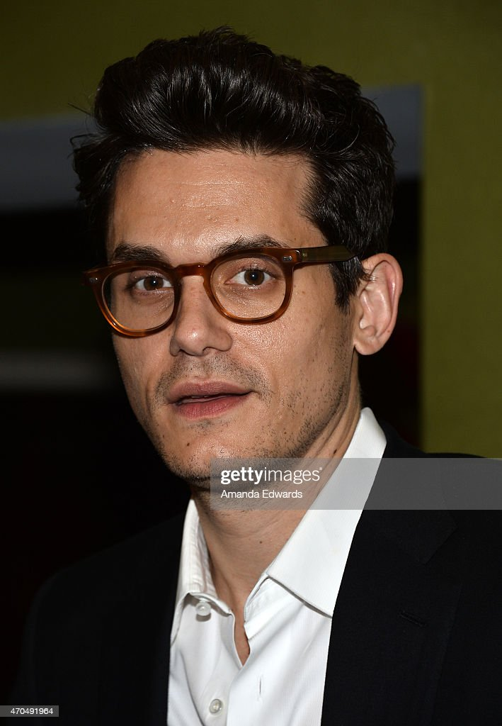 Musician <a gi-track='captionPersonalityLinkClicked' href=/galleries/search?phrase=John+Mayer&family=editorial&specificpeople=201930 ng-click='$event.stopPropagation()'>John Mayer</a> attends the East West Players' Golden Anniversary Visionary Awards Dinner and Silent Auction at the Universal Hilton Hotel on April 20, 2015 in Universal City, California.