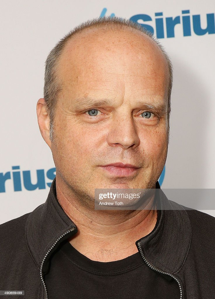 Musician John Medeski visits SiriusXM Studios on May 15 2014 in New York City