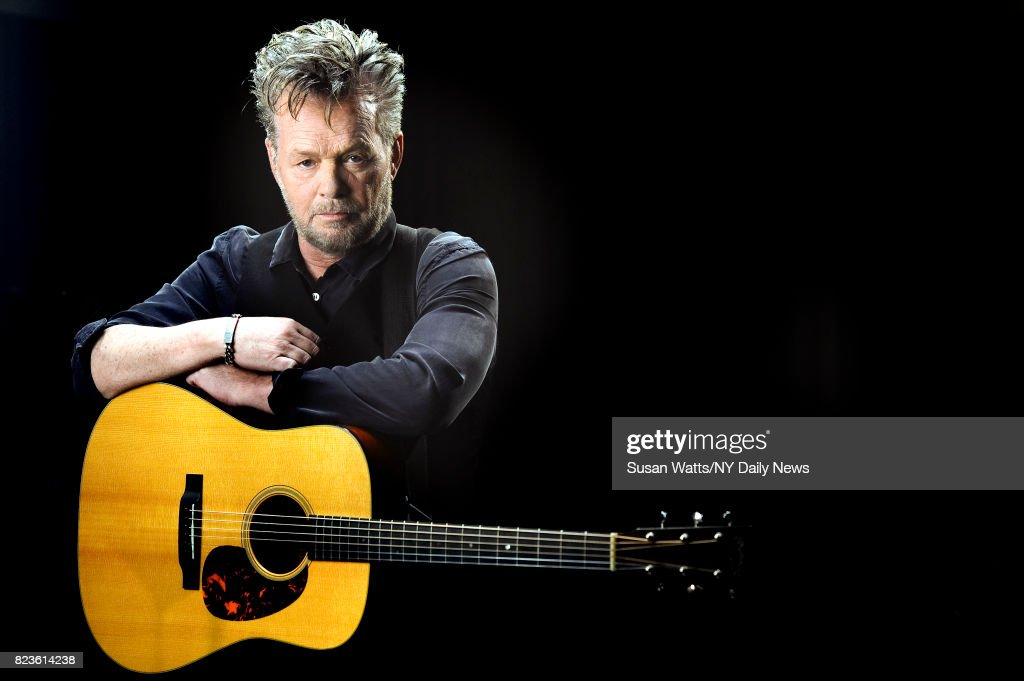 Musician John Mellencamp photographed for the NY Daily News on April 25, 2017 in New York City.