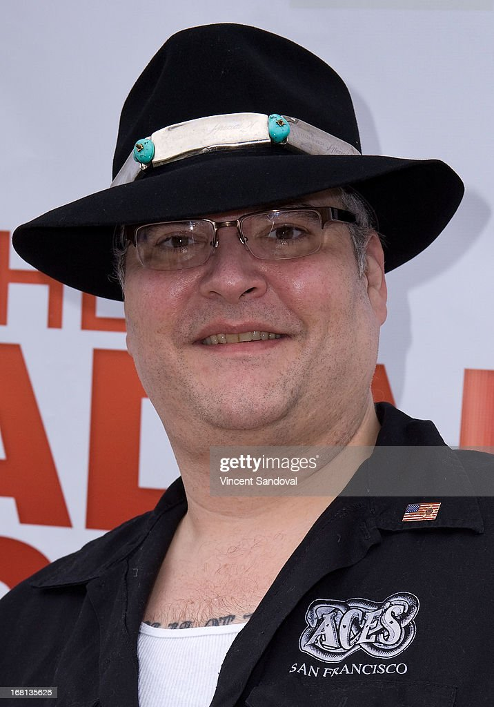 Musician <a gi-track='captionPersonalityLinkClicked' href=/galleries/search?phrase=John+Popper&family=editorial&specificpeople=1523132 ng-click='$event.stopPropagation()'>John Popper</a> attends the Cinco De Mangria party benefiting Children's Hospital Los Angeles on May 5, 2013 in Malibu, California.