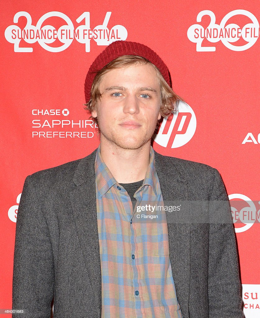 Musician Johnny Flynn attends the premiere of 'Song One' at the Eccles Center Theatre during the 2014 Sundance Film Festival on January 20, 2014 in Park City, Utah.