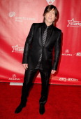 Musician Johnny Rzeznik of Goo Goo Dolls attends MusiCares Person Of The Year Honoring Bruce Springsteen at Los Angeles Convention Center on February...