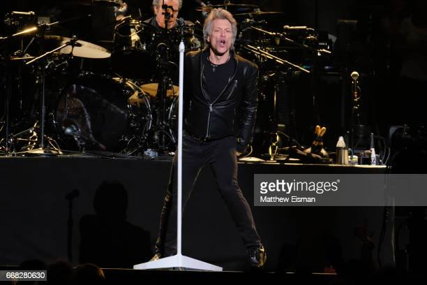 Jovi stock photos and pictures getty images for Bon jovi madison square garden april 13