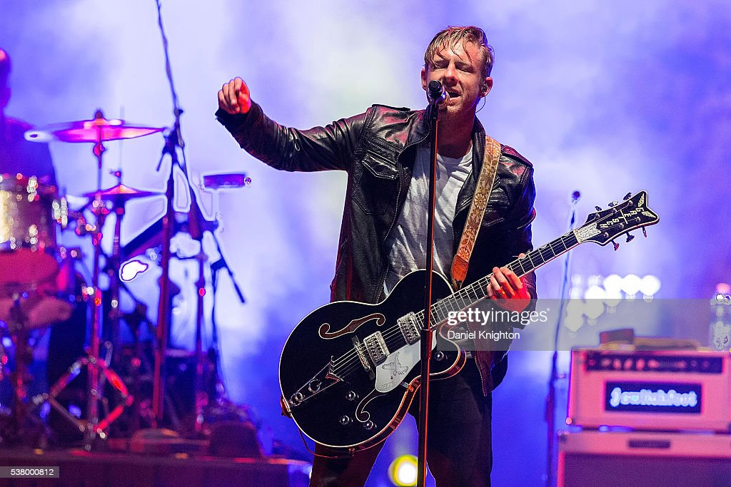 musician jon foreman of switchfoot performs on stage on opening night of the san diego county - Del Mar Fair Halloween