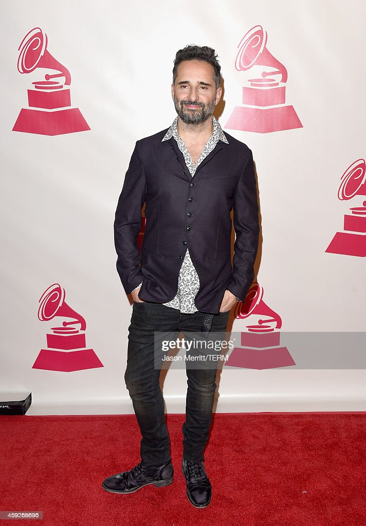 Musician Jorge Drexler attends the 2014 Person of the Year honoring Joan Manuel Serrat at the Mandalay Bay Events Center on November 19, 2014 in Las Vegas, Nevada.