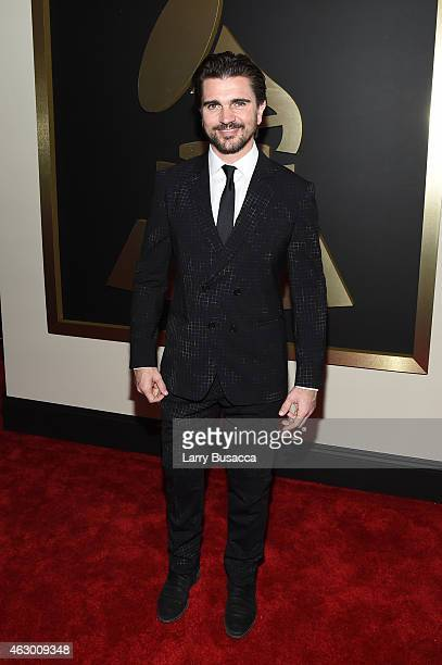 Musician Juanes attends The 57th Annual GRAMMY Awards at the STAPLES Center on February 8 2015 in Los Angeles California