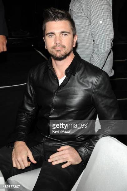 Musician Juanes in the audience at the 2014 iHeartRadio Music Awards held at The Shrine Auditorium on May 1 2014 in Los Angeles California...