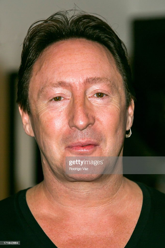 Musician <a gi-track='captionPersonalityLinkClicked' href=/galleries/search?phrase=Julian+Lennon&family=editorial&specificpeople=211480 ng-click='$event.stopPropagation()'>Julian Lennon</a> attends the Pattie Boyd: Newly Discovered Photo Exhibition at Morrison Hotel Gallery on June 28, 2013 in West Hollywood, California.