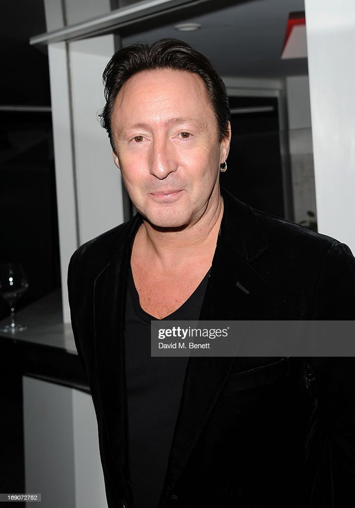 Musician <a gi-track='captionPersonalityLinkClicked' href=/galleries/search?phrase=Julian+Lennon&family=editorial&specificpeople=211480 ng-click='$event.stopPropagation()'>Julian Lennon</a> attends The Weinstein Company Party in Cannes hosted by Lexus and Chopard at Baoli Beach on May 19, 2013 in Cannes, France.